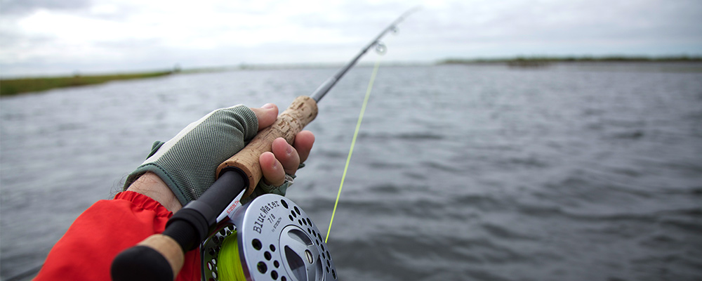Ideal for fly, spin and lure anglers of all levels and ages